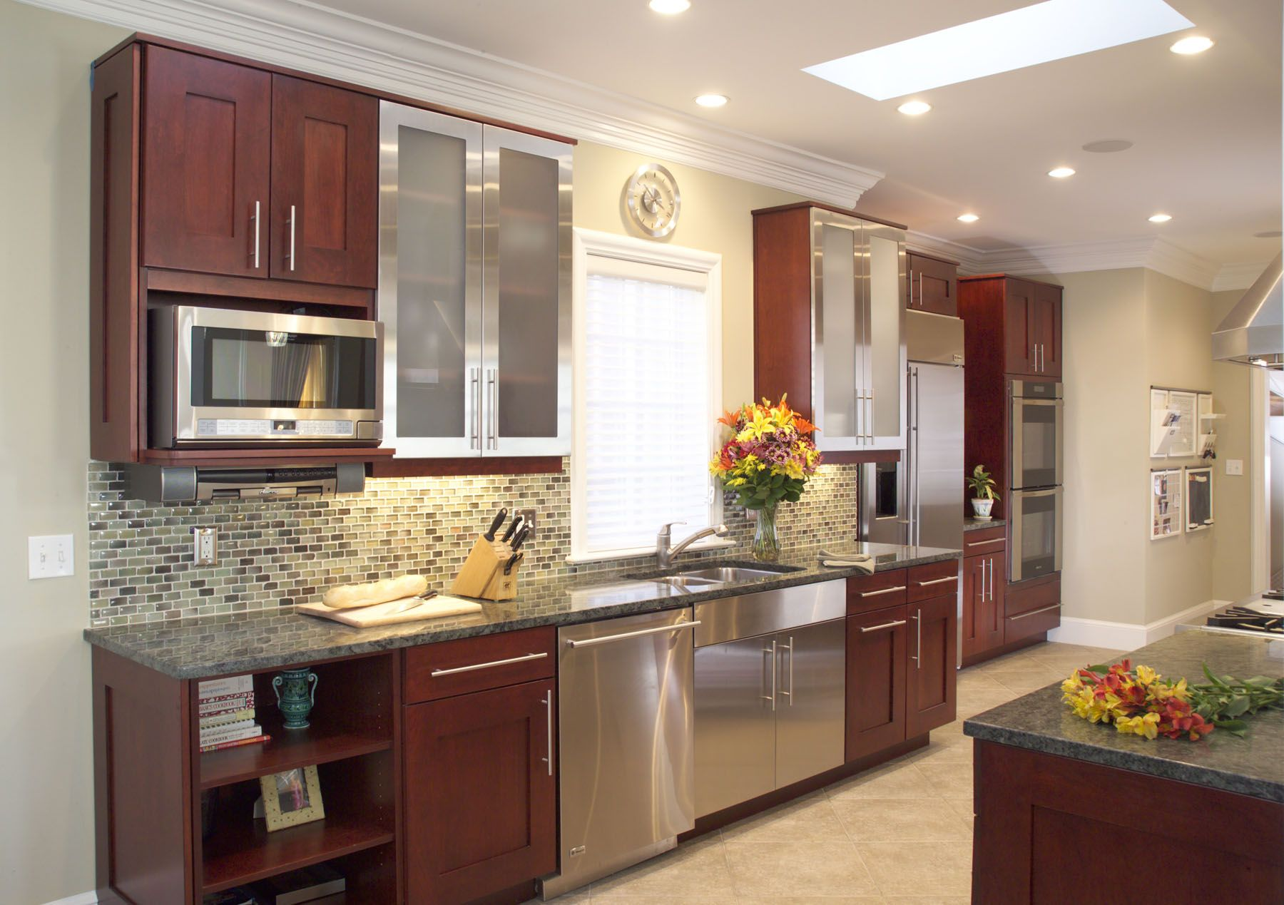 Selecting Island or Peninsulas For Your Kitchens