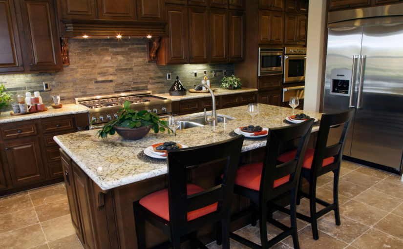 Ship Beautiful Aesthetics in Your Kitchen With Granite Worktop