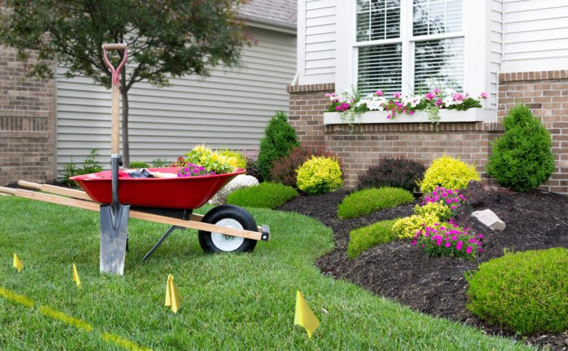 Important Landscaping Concepts For Profitable Landscaping