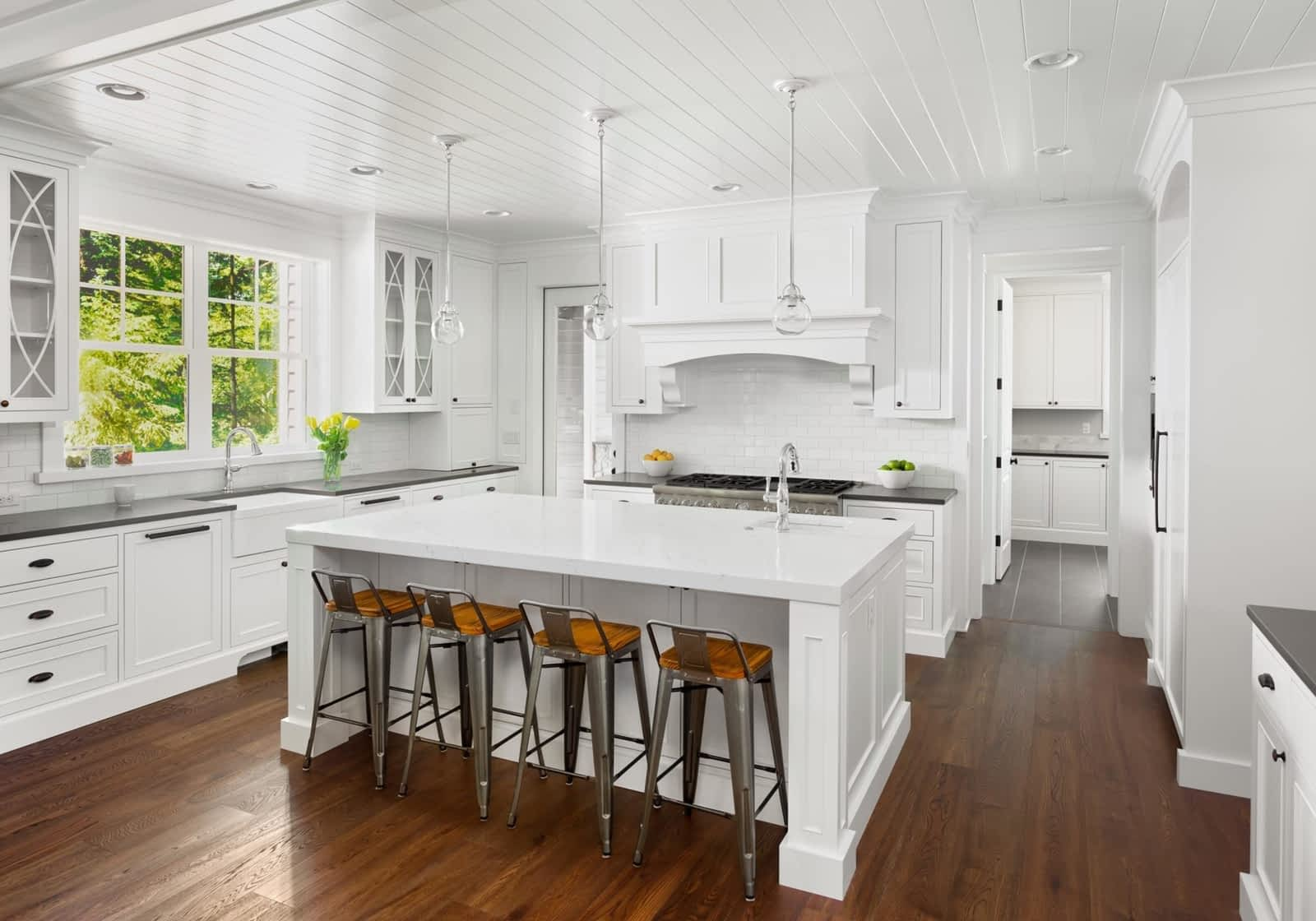 Knowledgeable Ideas For Selecting The Proper Kitchen Splashback