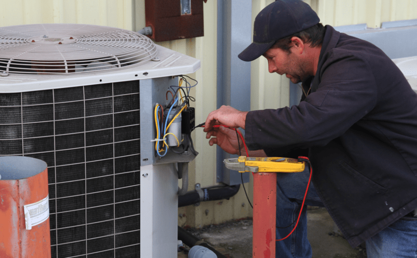Change Your AC Air Filter in Three Fast Steps