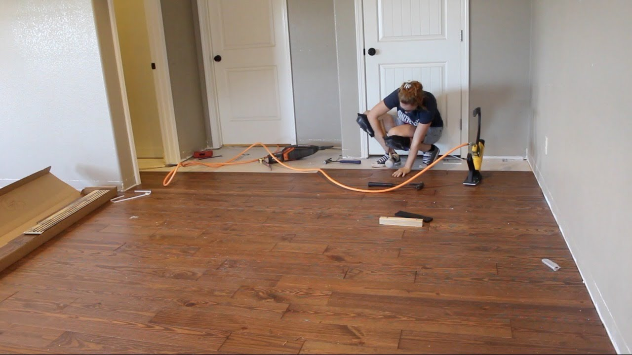 Reasons Behind The Increasing Demand of Flooring Services at Present Times