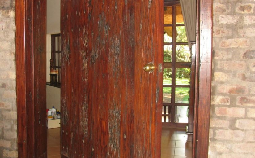 The Enchantment of Ornamental Glass Doorways