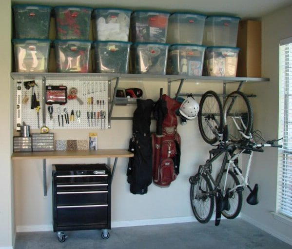 Handy tips to organize your garage
