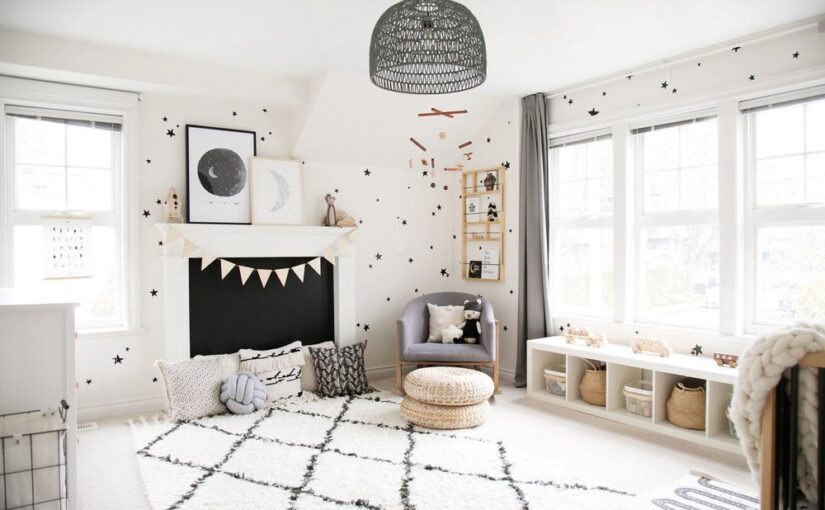Factors to consider when decorating your child's room